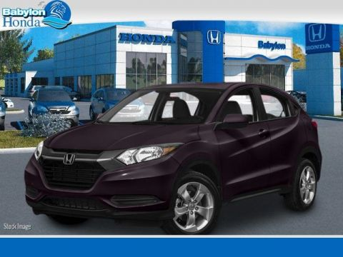 New 2016 Honda HR-V LX AWD