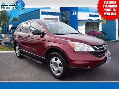 Pre-Owned 2010 Honda CR-V LX AWD