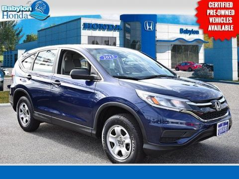 Certified Pre-Owned 2015 Honda CR-V LX AWD