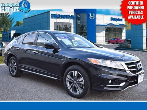 Certified Pre-Owned 2015 Honda Crosstour EX-L 4WD
