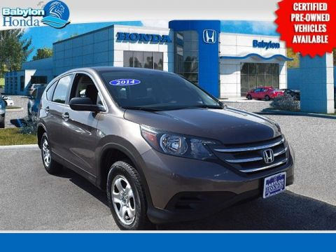 Certified Pre-Owned 2014 Honda CR-V LX AWD 4D Sport Utility