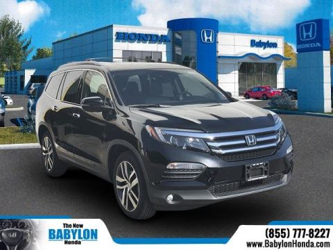 Certified Pre-Owned 2016 Honda Pilot Elite