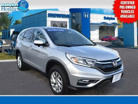 Certified Pre-Owned 2015 Honda CR-V EX